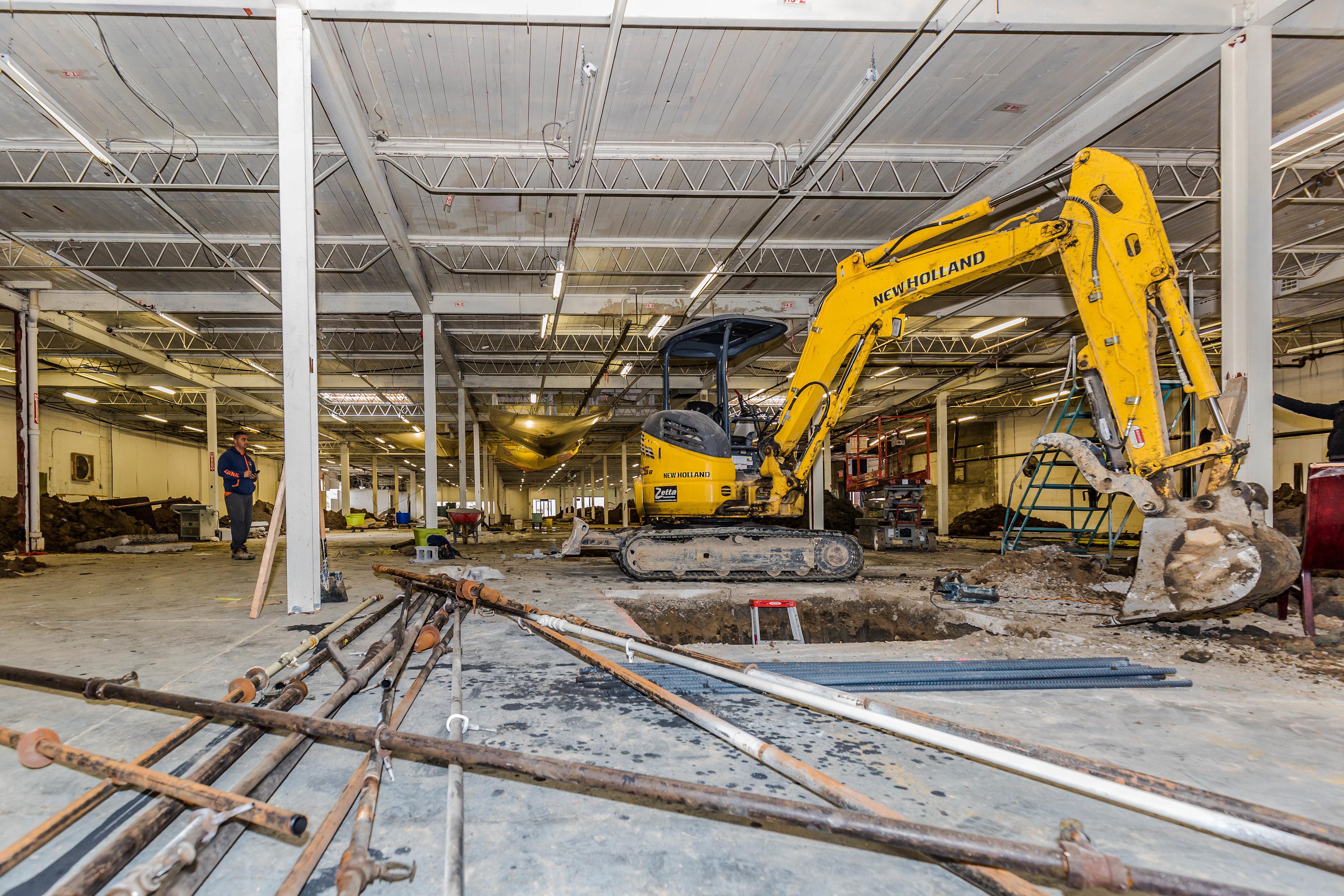 New Development - Excelsior Construction